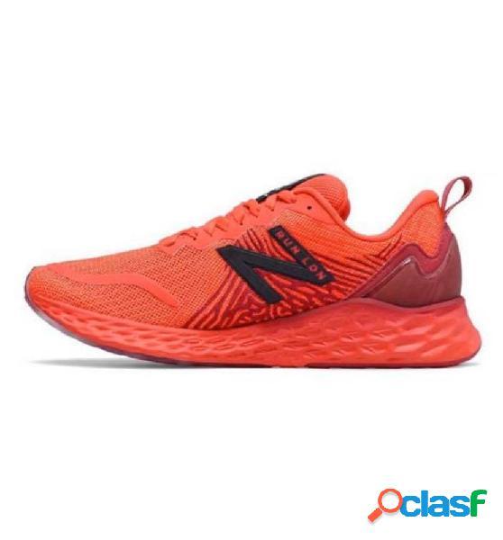 Zapatillas running new balance tempo w london marathon 2020 lnd20 37.5 rojo