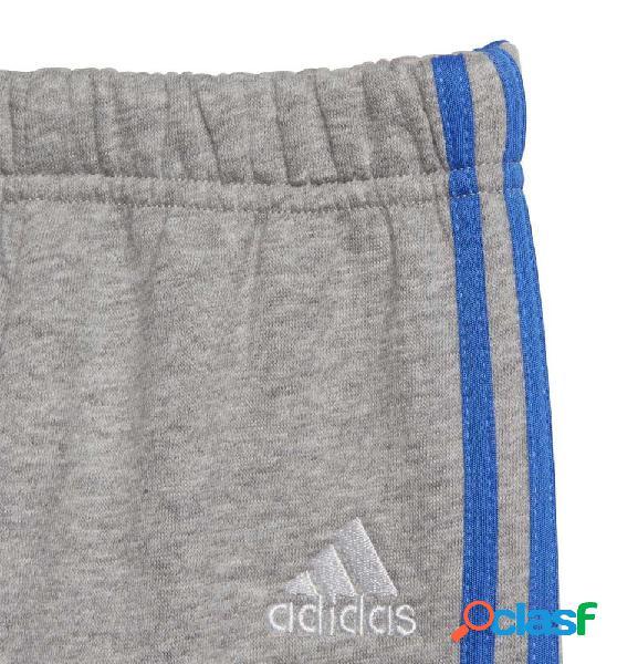 Chandal casual adidas i 3s jogg fl 74 azul