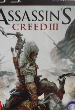 Assassin?s creed iii ps3 pal esp