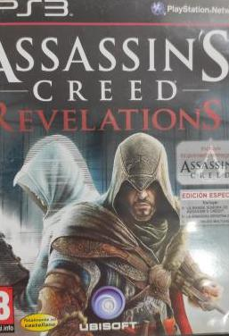 Assassin?s creed revelations ps3 extras