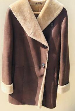 Abrigo piel ramiro guardiola