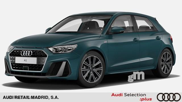 Audi a1 sportback 30 tfsi gasolina verde