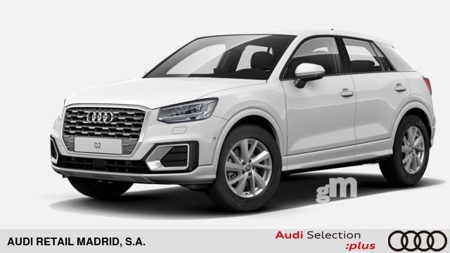 Audi q2 1.0 tfsi gasolina blanco