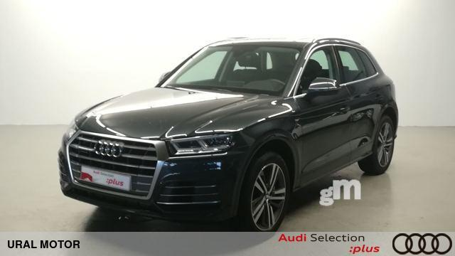Audi q5 3.0 tdi diésel gris
