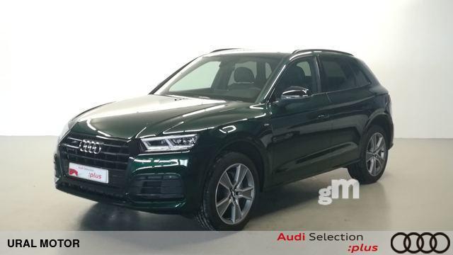 Audi q5 40 tdi diésel verde