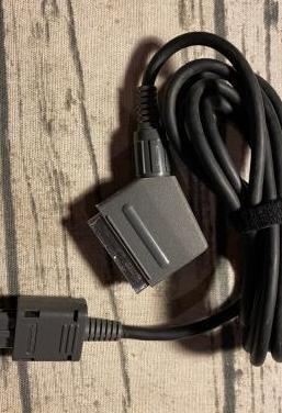 Cable oficial nintendo snes rgb