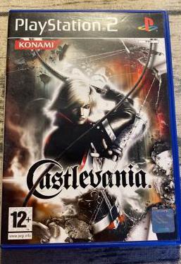 Castlevania lament of innocence ps2 pal