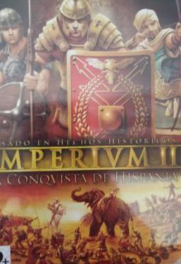 Juego pc imperium ii y rainbow six 3