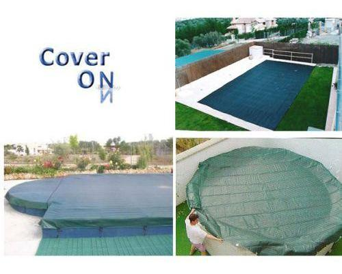 Lona para piscina cover on. 2,90€/m2