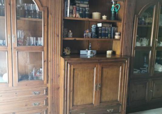 Mueble salón estilo rústico