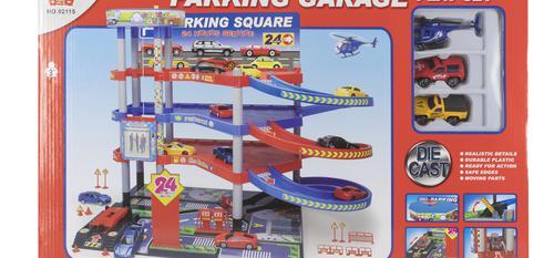 Parking square 5406314607. parking con vehículos.