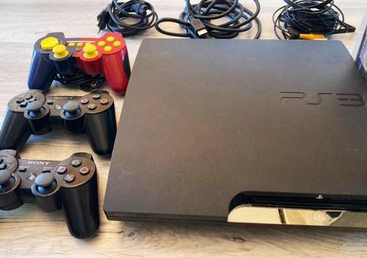 Play station 3 slim 250 gb