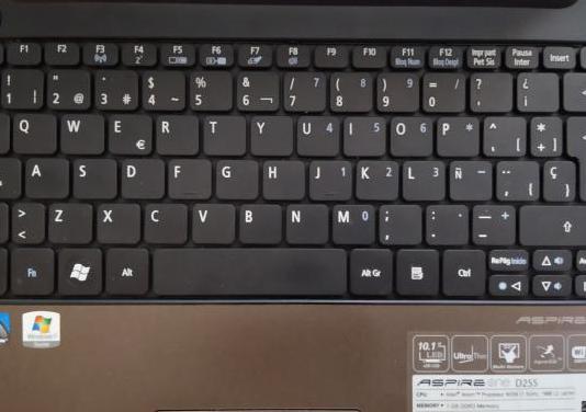 Portátil con ssd nuevo instalado