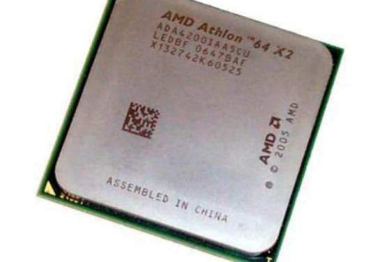Procesador amd athlon 64 x2, disipador