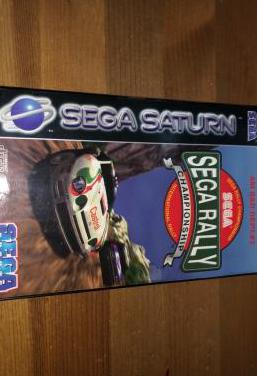 Sega rally saturn