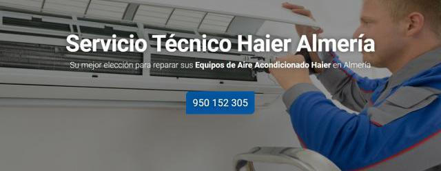 Servicio técnico haier almeria 950206887