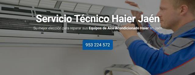 Servicio técnico haier jaén 953274259