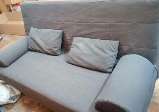 Sofá cama de ikea!