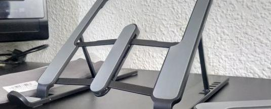 Soporte base para laptop portatil tablet