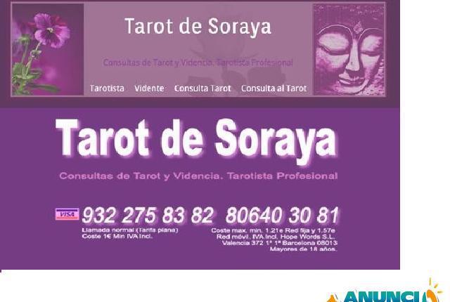 TAROT DE SORAYA - Barcelona