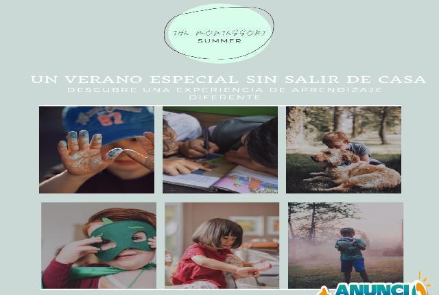 The montessori summer - valencia