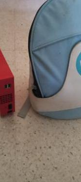 Wii roja mochila wii sports