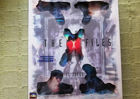 X files - el juego