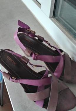 Zapatos de verano geox número 39