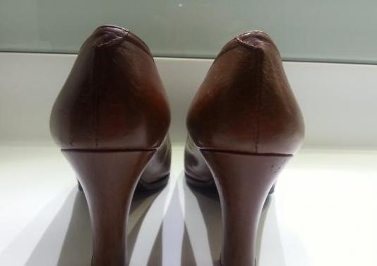 Zapatos tacón estilo chanel