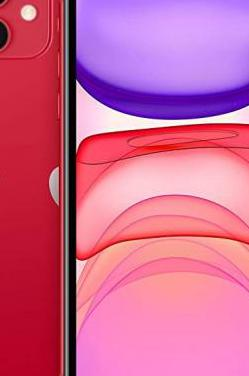 Iphone 11 color red