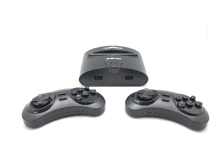 Sega megadrive mini classic arcade 60 juegos