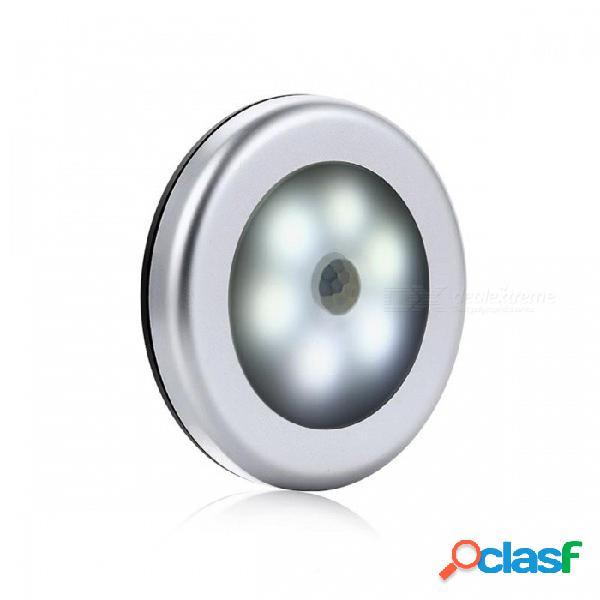 Sensor de movimiento bstuo luz nocturna led batería alimentada por batería en cualquier lugar lámpara de luz del sensor