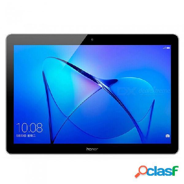 Huawei honor a la tableta de juegos inteligentes de 9.6 pulgadas con 3gb de ram, 16gb de rom, doble banda de wi-fi gris