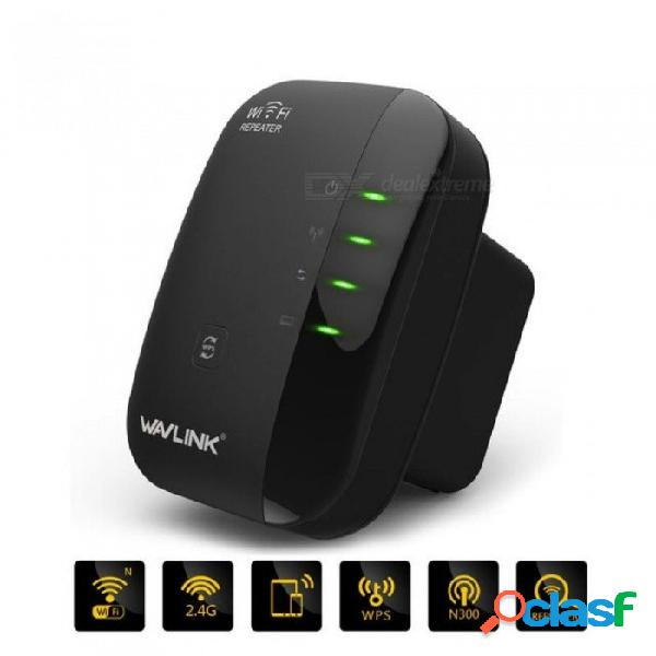 Punto de acceso 300mbps wifi extensor / repetidor / enrutador red wifi amplificador amplificador amplificador de rango 802.11n / b / g wps uk