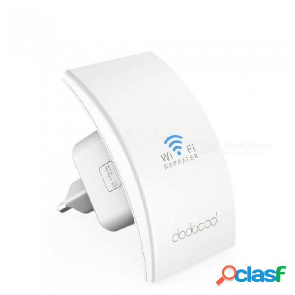Amplificador de señal de amplificador de rango inalámbrico n300 punto de acceso de soporte ap / modo de repetidor wifi 2.4ghz 300mbps antenas duales