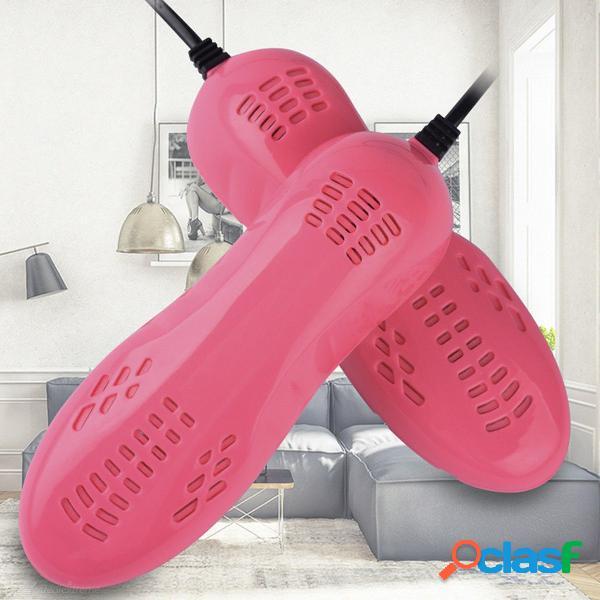 Modelos creativos mini esterilización zapatos de secado de la máquina grandes zapatos de invierno cálido 10w 220v