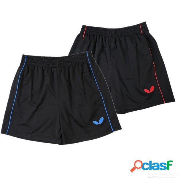Pantalones cortos de tenis de mesa para hombres mujeres ropa de ping pong ropa deportiva pantalones cortos de entrenamiento