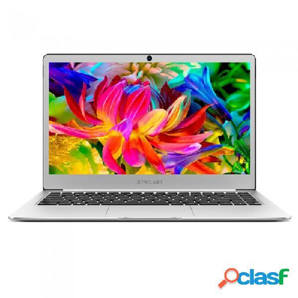 Teclast f7 14-inch oficina de negocios ultradelgada windows 10 portátil con 6 gb de ram, 64 gb rom - plata