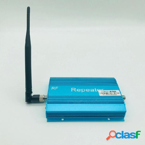 Amplificador booster de señal de teléfono celular gsm 900mhz 2g con conector de antena exterior en interiores ue