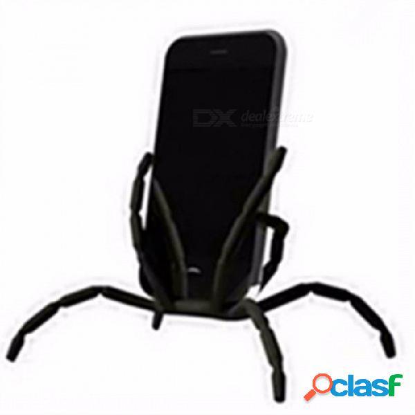 Soporte universal del soporte del teléfono móvil de la araña universal para el soporte del teléfono celular de la ayuda del coche del borde s7 iphone de samsung s6