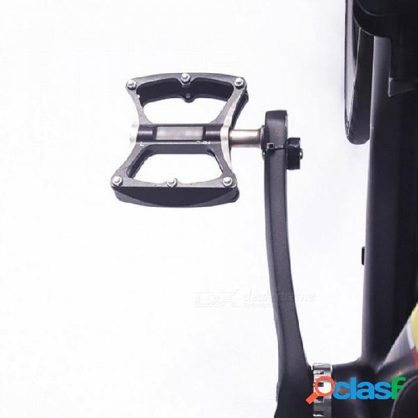 Sensor de cadencia de bicicleta inalámbrico bicicleta ant + ipx7 velocímetro de computadora de ciclismo ultraligero aptitud para mapmyride negro