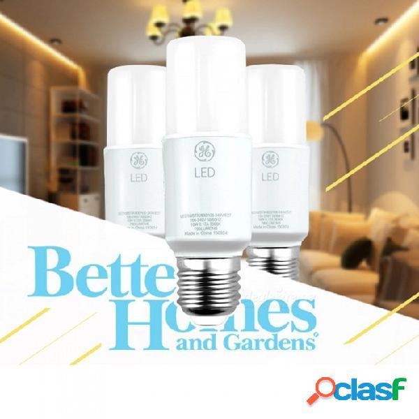 Bombilla de luz led universal ge bombilla e27 100-240v 6w10w12w15w bombillas de bajo consumo blanco cálido / 6w / blanco