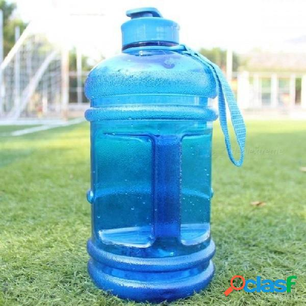 1.3l portable sports water bottles cycling hiking travel camping lightweight bottle large capacity outdoor water bottle black/1300ml