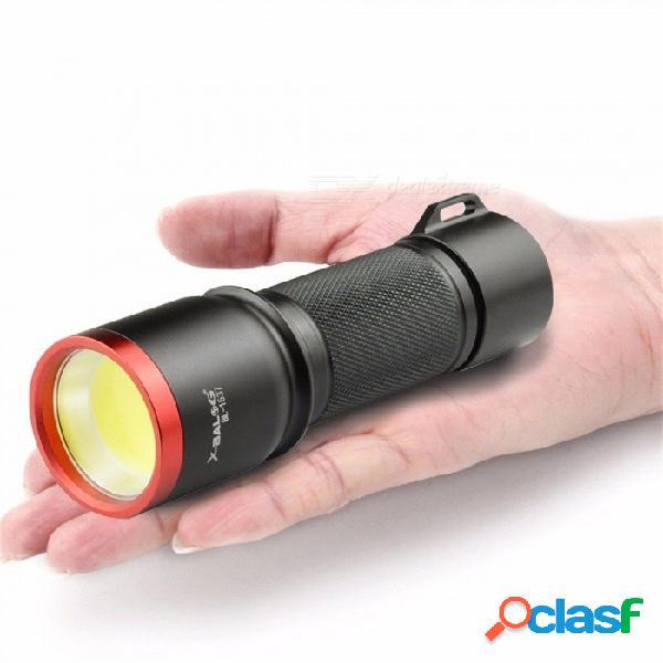 Luz de emergencia de la linterna de led de la mazorca led al aire libre ultrabright que acampa que acampa luz de emergencia
