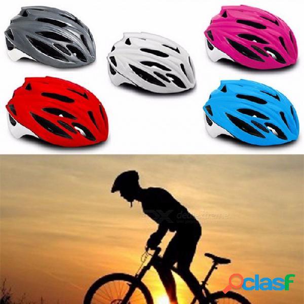 Casco de bicicleta mht sombrero de seguridad para bicicleta de montaña bicicleta de carretera violeta