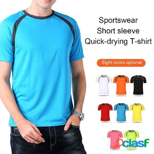 Hombres mujeres tenis camiseta bádminton tenis de mesa ropa transpirable de secado rápido traje de ropa deportiva