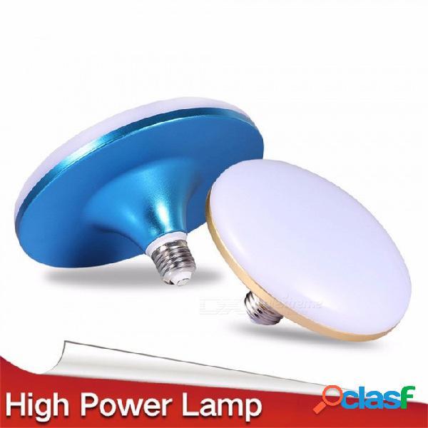 Bombilla led bombilla e27 de potencia bombillas led 15w focos bombilla para iluminación de sala de estar en casa blanco frío / 15w / oro