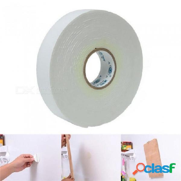 5mmx24mmx1.8mm blanco fuerte adhesivo de doble cara cinta adhesiva de doble cara arte adhesivo de montaje acolchado de doble cara cinta adhesiva