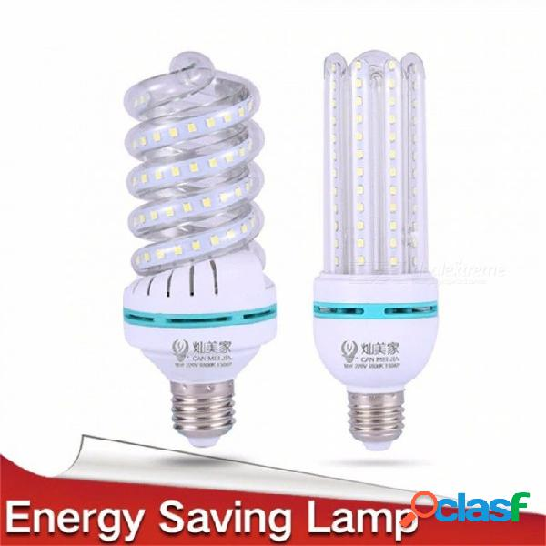 Bombilla de maíz led luz e27 maíz de ahorro de energía lámpara led bombillas de 220v bombillas para foco de hogar blanco cálido / 5w / no
