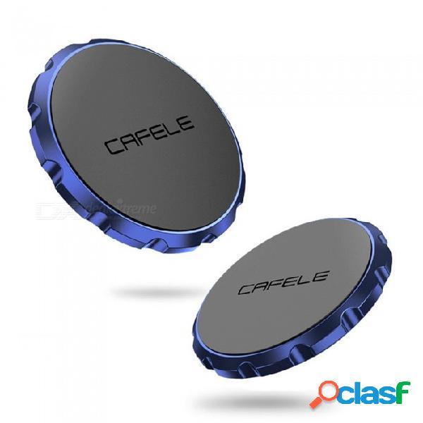 Mini soporte magnético para teléfono móvil, soporte para tablero de instrumentos del coche, soporte universal de pasta de pared